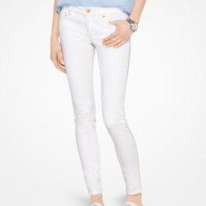 Michael Kors White Denim Jeans